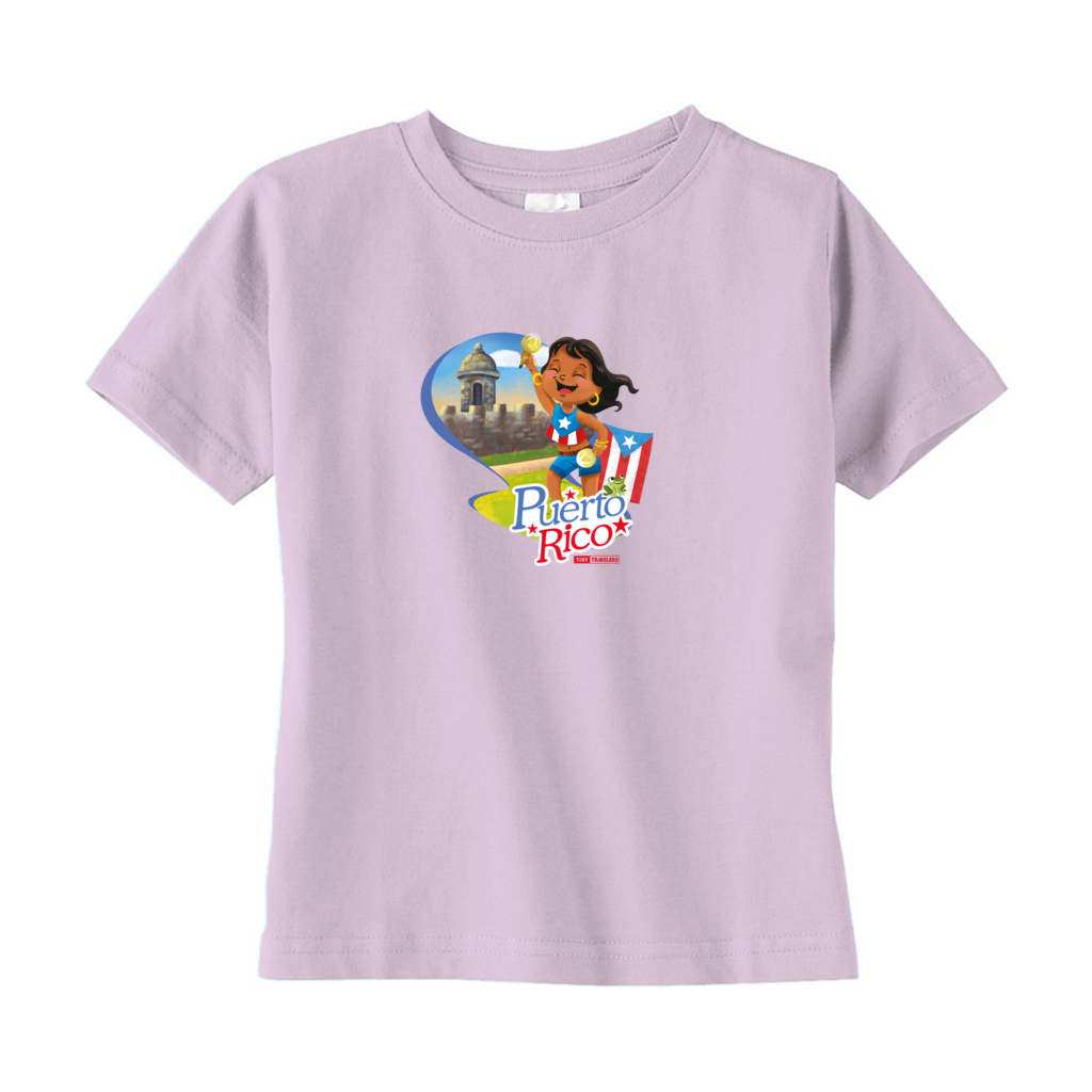 Puerto Rico Toddler T Shirt