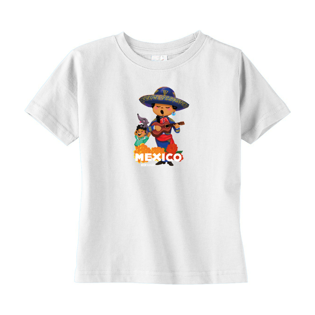 Mexico Toddler T-Shirts