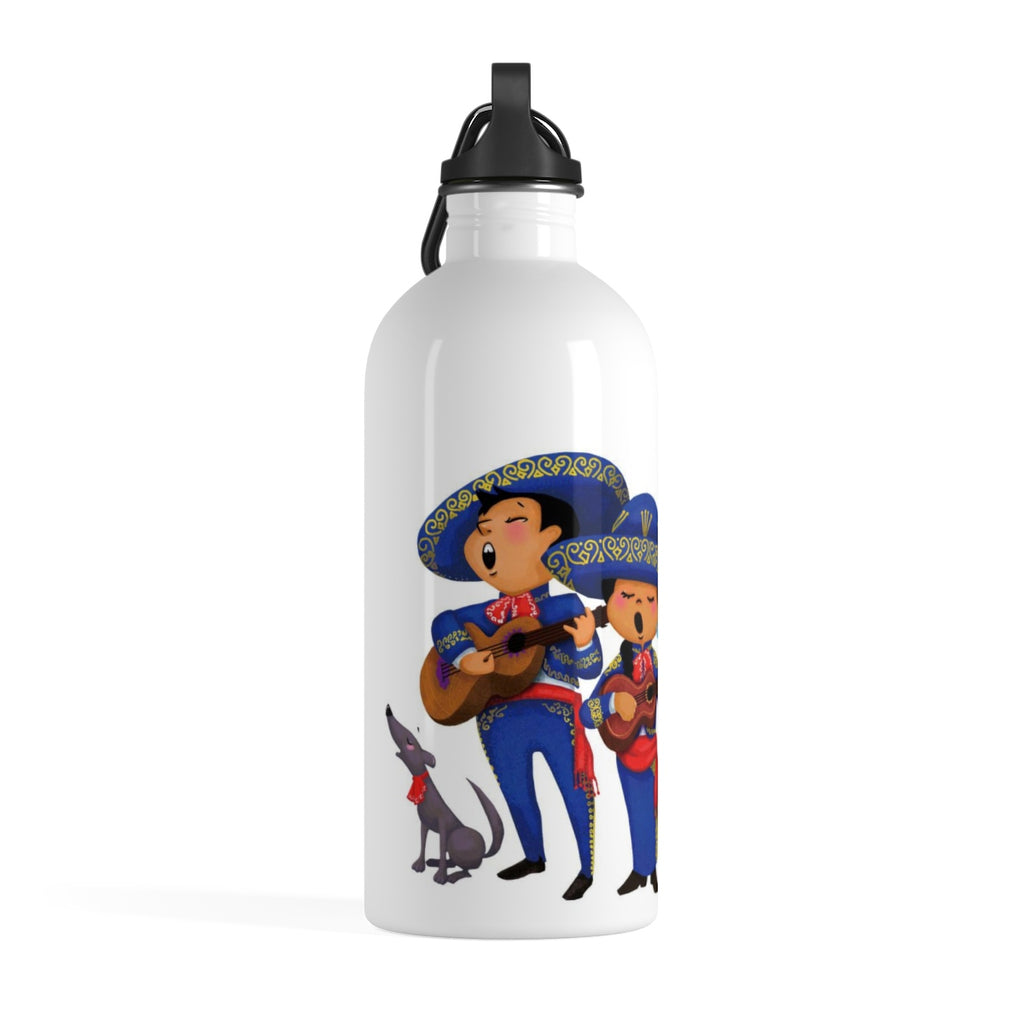 Mexico Water Bottle