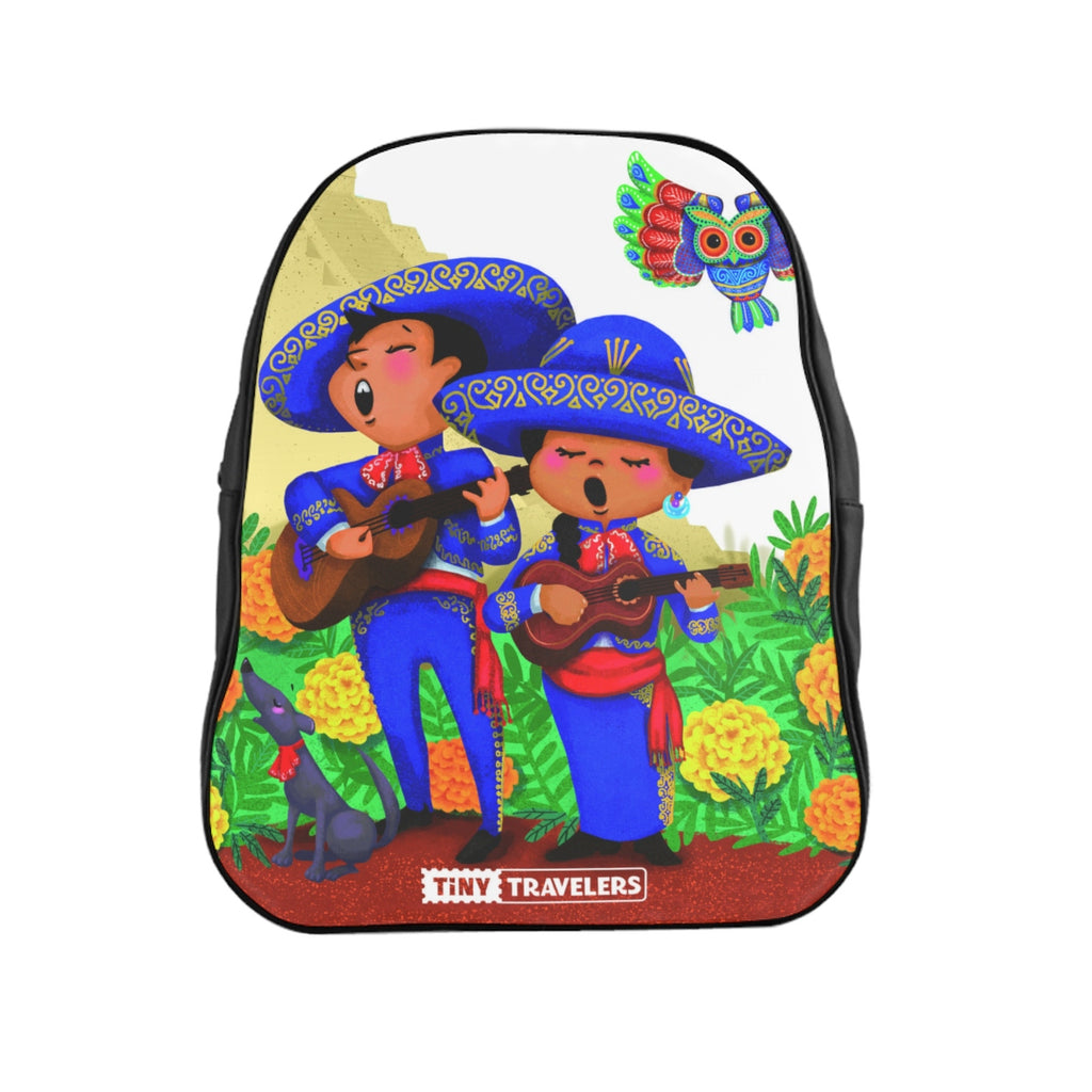 Mexico School Backpack