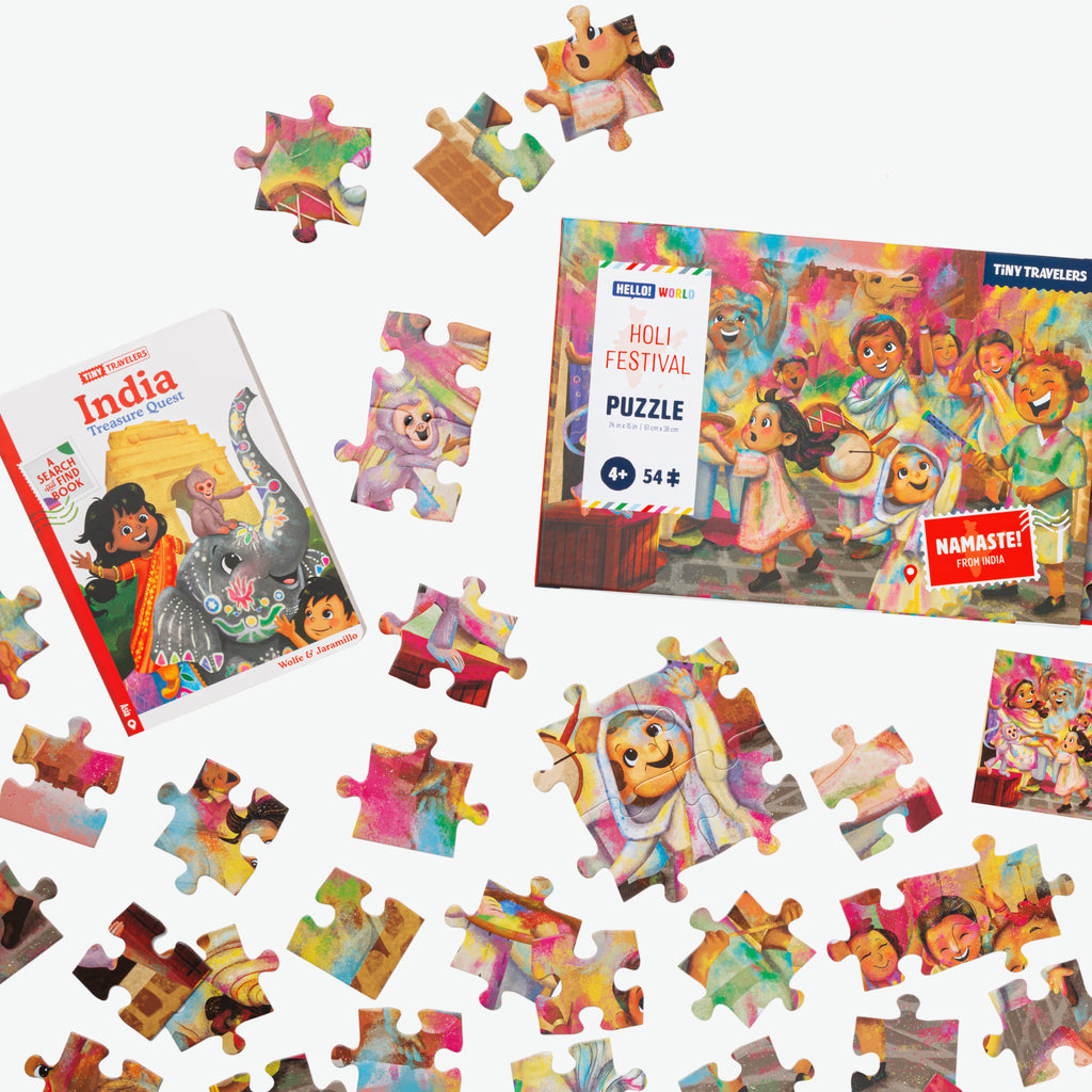 Explore India Gift Bundle