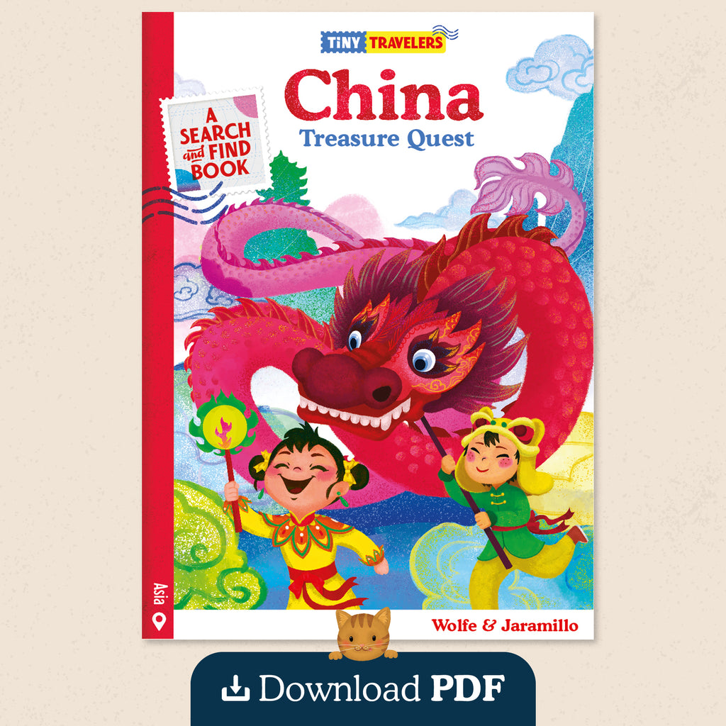 China Treasure Quest PDF Download