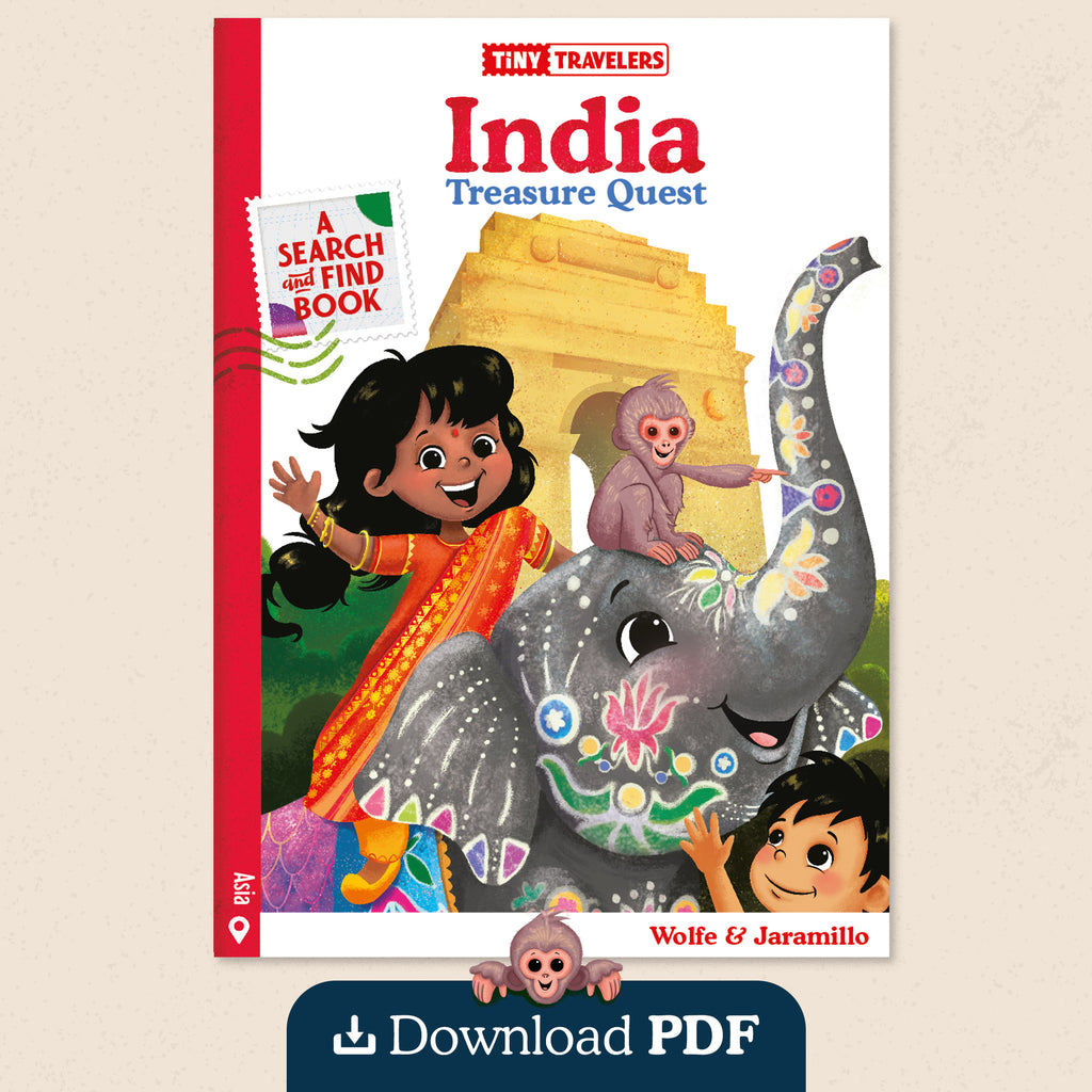 India Treasure Quest PDF Download