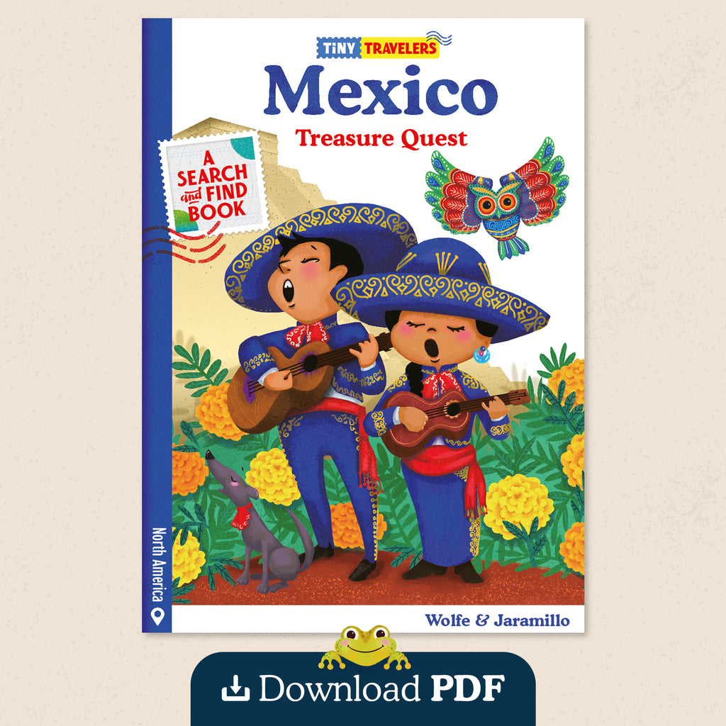 Mexico Treasure Quest PDF Download