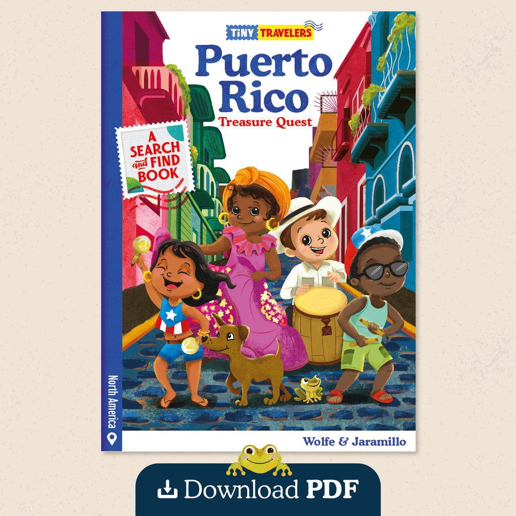 Puerto Rico Treasure Quest PDF Download