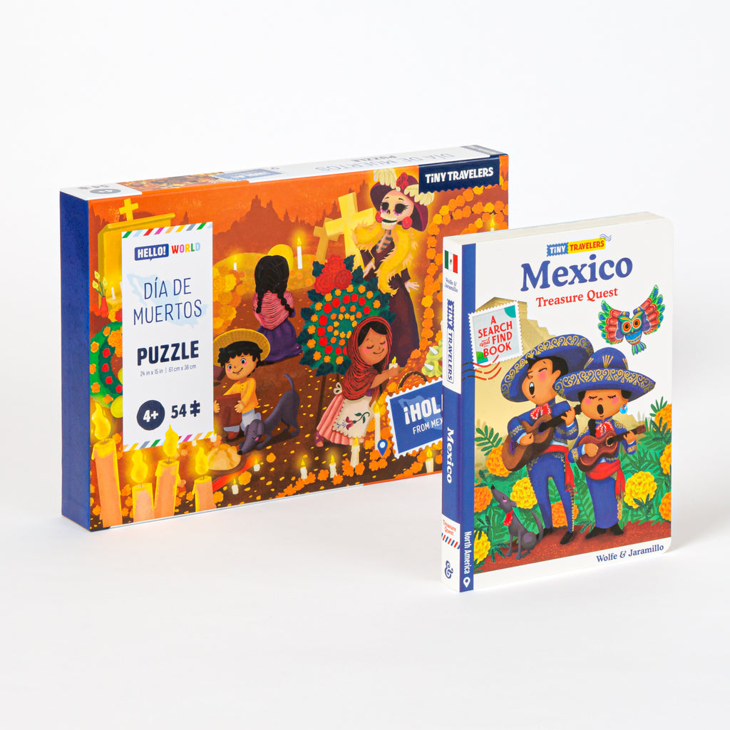 Explore Mexico Gift Bundle