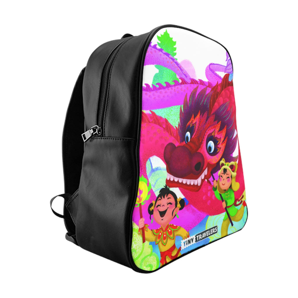 China School Backpack