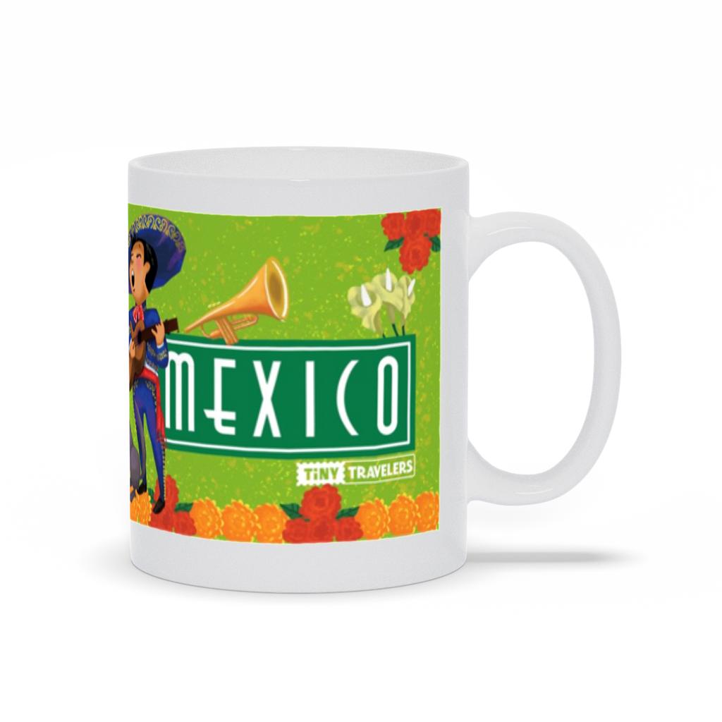 Tiny Travelers Mexico Mug