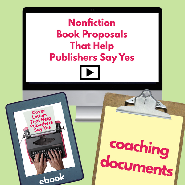 Wordmelon's Nonfiction Book Proposal Bundle