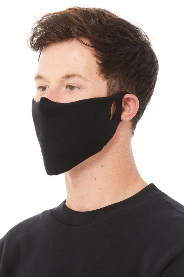 Bella+Canvas Fleece Face Guard 50 Pack - Rocket Masks