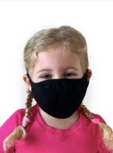 Load image into Gallery viewer, Youth Eco-Friendly Face Mask - Rocket Masks