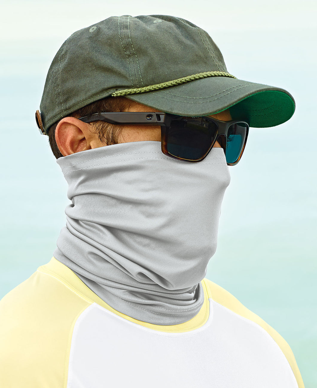 Neck Gaiter-Face Guard - Rocket Masks