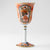 Arita Ware Shomido Honten Somenishiki Peony Tang Lion Wine Cup (Large) - Adult Pottery
