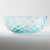 Nanako Pattern Bowl Plate Lagoon-K00250-Glass Writer Hiroaki Sakata-Adult Pottery Online Shop