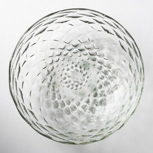 Nanoko Bunso Bowl Dishes - K00252-Glass Artist Hiroaki Sakata - Adult Baked Goods Boutique en ligne