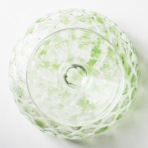 Nanoko Bunso Compport Pine Leaf Color-K00260-Glass Artist Hiroaki Sakata- Adult Baked Goods Online Shop
