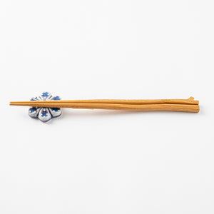 Écrivain Miki Sato Chopstick Rest (Blue Purple)-I00174-Writer Miki Sato-Adult Baked Goods Boutique en ligne