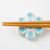 Artist Miki Sato Chopstick Rest (Mint Green)-I00176-Writer Miki Sato-Adult Baked Goods Online Shop