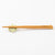 Writer Miki Sato Chopstick Rest (Yellow Green)-I00178-Writer Miki Sato-Adult Pottery Online Shop