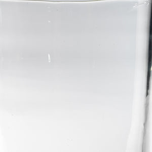 Recycled Glass Studio Tetoto Feng Yun Tumbler (Clear)