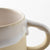 Writer Miyako Sei Drippy Mug Yellow