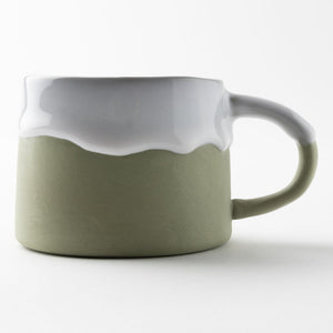 Writer Miyakoi Drippy Mug Khaki