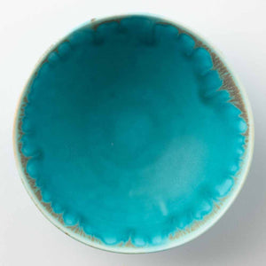 Writer Eiji Miyaki Bowl M Nile Blue