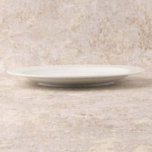Hasami Yaku Tan Horizontal Crystal Royal Square T Plate L