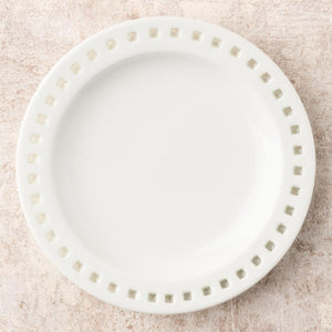 Hasami Yaku Tan-Horse Crystal Royal Square T Plate S