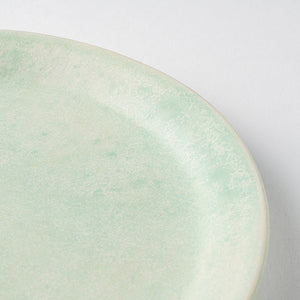 Écrivain Utsuwa Spring / Summer Plate M Thin Asagi-Adult Ware