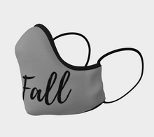 "Load image into Gallery viewer, Mels Holiday ""Oh Fall II"" Face Mask"