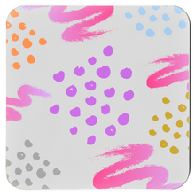 "Load image into Gallery viewer, Mels Holiday ""Funky 2  Quarantine"" Coasters"