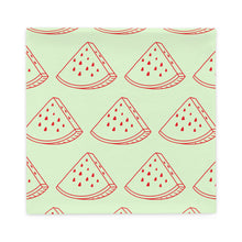 "Load image into Gallery viewer, Mels Holiday ""Melon"" Pillow Case"