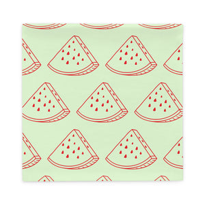 "Mels Holiday ""Melon"" Pillow Case"