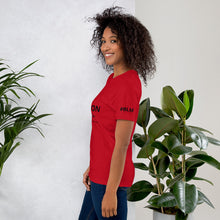 "Load image into Gallery viewer, Mels Holiday ""March On"" Short-Sleeve Unisex T-Shirt"