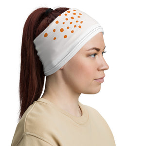 Soft Pink Introvert Headband/Face Cover/Neck Warmer