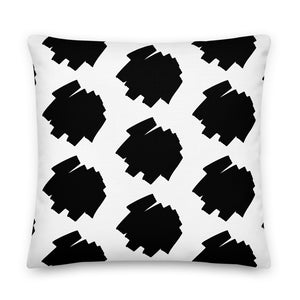 "Mels Holiday "" Fun Scribe"" Premium Pillow"