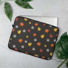 "Load image into Gallery viewer, Mels Holiday ""Fall"" Laptop Sleeve"