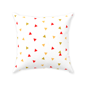 "Mels Holiday ""Festive II"" Throw Pillows"