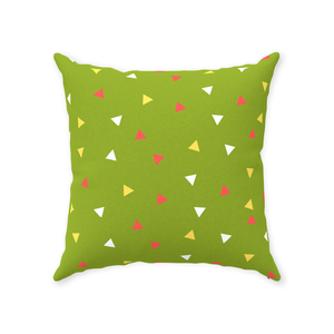 "Mels Holiday ""Festive IV"" Throw Pillows"