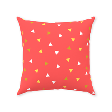 "Load image into Gallery viewer, Mels Holiday ""Festive III"" Throw Pillows"