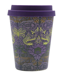 Peacock 12oz Bamboo Cup - Special Edition
