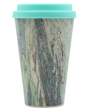 Marmo Verde 14oz Bamboo Cup