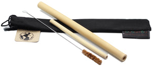 2 Straw Bamboo Set