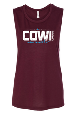 COWI Women's Muscle Tank