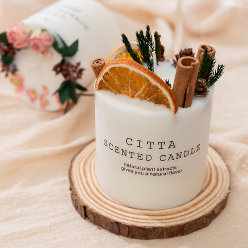 Bedroom Sleep Candle Cylindrical Aromatherapy Smokeless Candle Romantic Scented Candles Fragrance Aroma Air Cleaner  #6 - Living Your Life Without Limits Shop