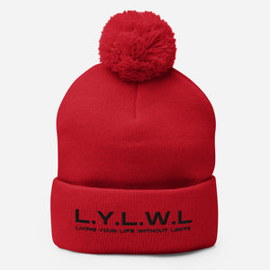 Pom-Pom Beanie - Living Your Life Without Limits Shop