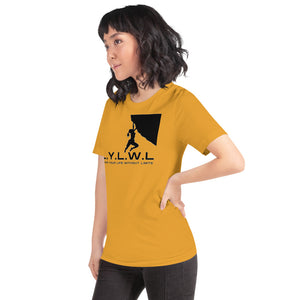 L.Y.L.W.L Short-Sleeve Unisex T-Shirt - Living Your Life Without Limits Shop