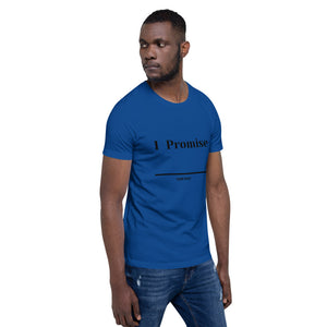 Short-Sleeve Unisex T-Shirt - Living Your Life Without Limits Shop
