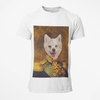 Paw&Bone Pawtrait™ Custom The Colonel T-shirts Custom Portrait - Personalized Gift